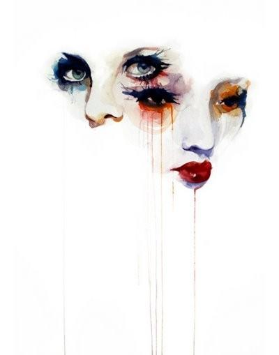 Marion Bolognesi иего плачущие лица. Изображение № 9.