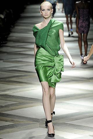 Top-10 SS09 collections (Paris FW) поверсии Style. com. Изображение № 28.