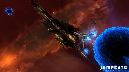 Jumpgate Evolution – MMORPG вкосмосе. Изображение № 3.