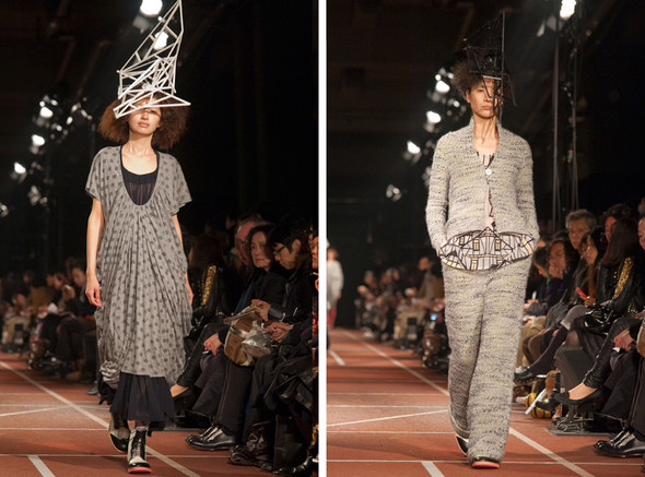 Japan Fashion Week AW 2010 - 2011. Изображение № 22.