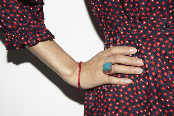 Гардероб: Джига Санжиева, младший редактор моды журнала In Style. Изображение № 2.