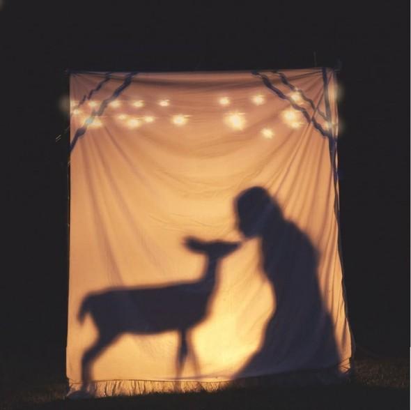 ЭМИЛИ ЛИ : девушка и олень. Изображение № 6.