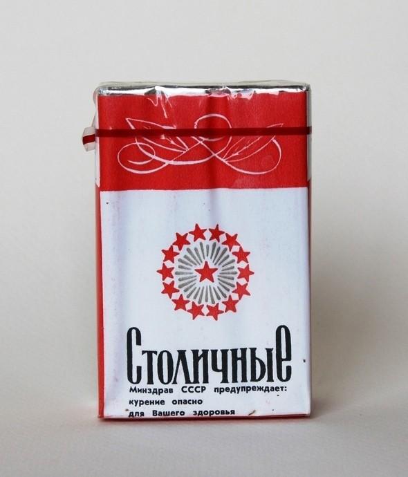 Изображение 42. Ретроспектива сигаретной пачки.. Изображение № 42.