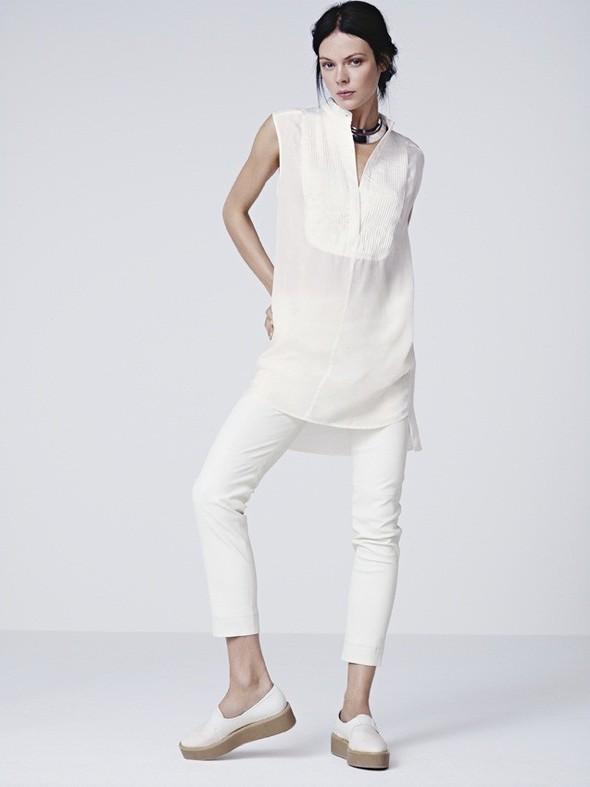 Лукбуки: Мужская и женская коллекции H&M SS 2012. Изображение № 4.