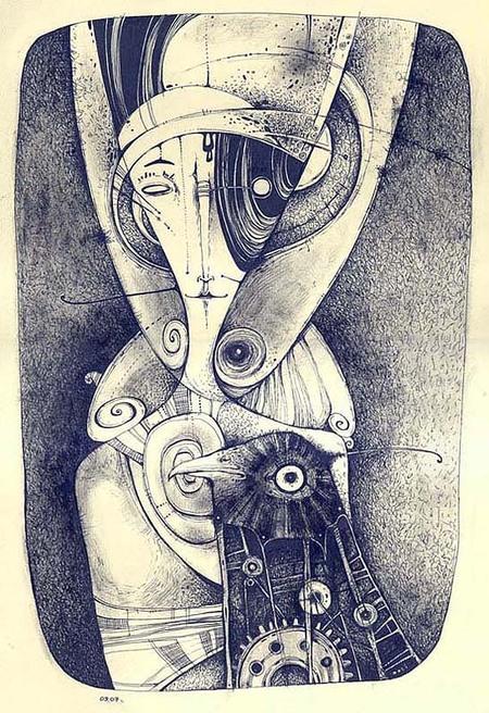 Фантасмагория Tineidae. Изображение № 36.