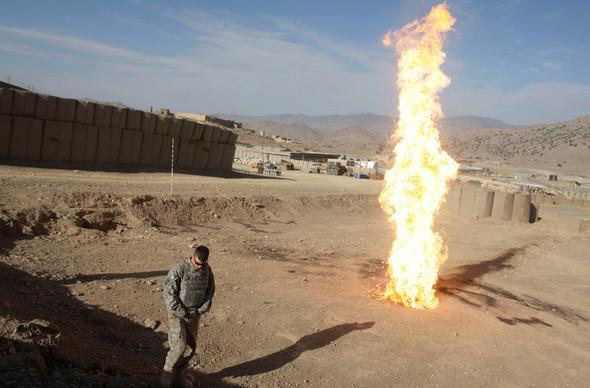 Афганистан. Военная фотография. Изображение № 50.