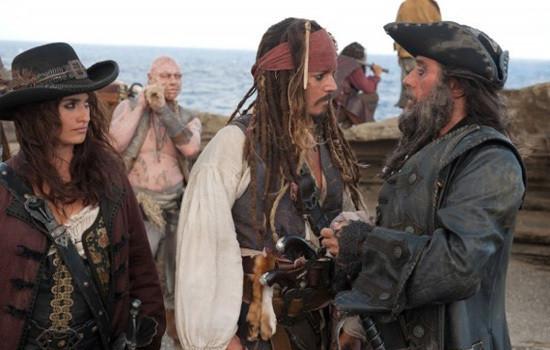 Изображение 5. Премьера: «Пираты Карибского моря: На странных берегах».. Изображение № 3.
