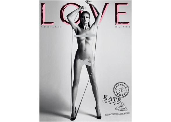 Love Magazine: в поисках иконы. Изображение № 8.
