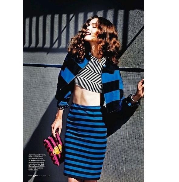 Изображение 33. Съемки: 10, Elle и Vogue.. Изображение № 32.