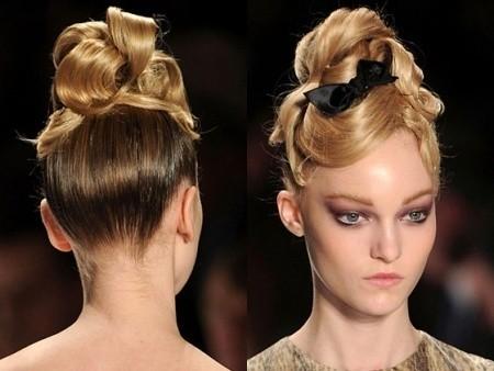 Изображение 20. Beauty looks на неделе моды в Нью-Йорке.. Изображение № 20.