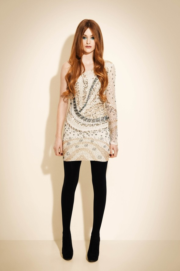 Лукбук: Miss Selfridge Christmas 2011. Изображение № 13.
