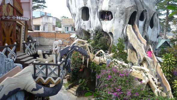 Crazy house Dalat. Изображение № 5.