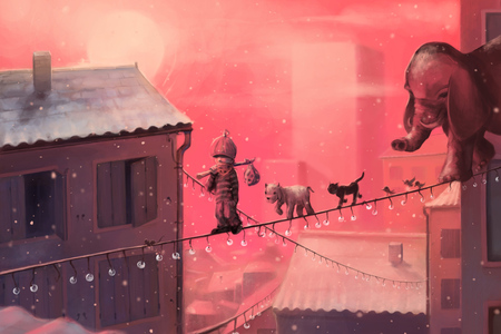 Rolando Cyril скриншоты снов. Изображение № 4.