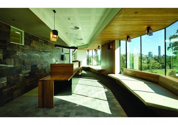 Центр здоровья полости рта Университета Квинсленда в Австралии авторства Cox Rayner Architects. Изображение № 84.