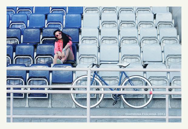 VELOVE. Любовь, Девушки, Велосипеды.. Изображение № 16.