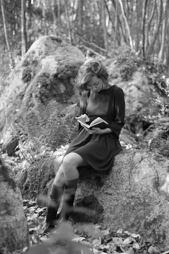 Осень. Поэт Мария Кузьмина. Изображение № 2.