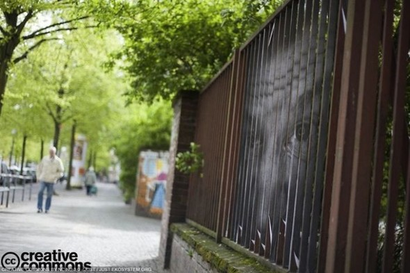 Искусство на улицах. Изображение № 24.