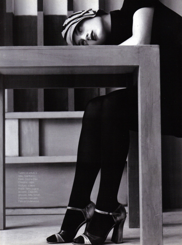 Изображение 14. Belle Vere by Steven Meisel.. Изображение № 14.