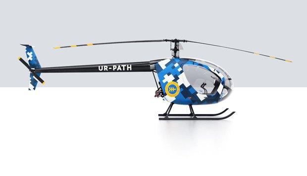«Студия Артемия Лебедева» разработала корпус вертолёта. Изображение № 4.