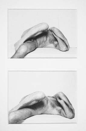 John Coplans: Части тела. Изображение № 9.