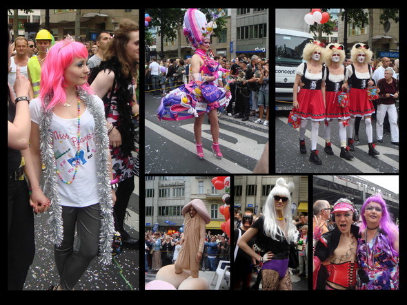 "Парад секс-меньшинств ""Cristopher Street Day"" вБерлине. Изображение № 2."