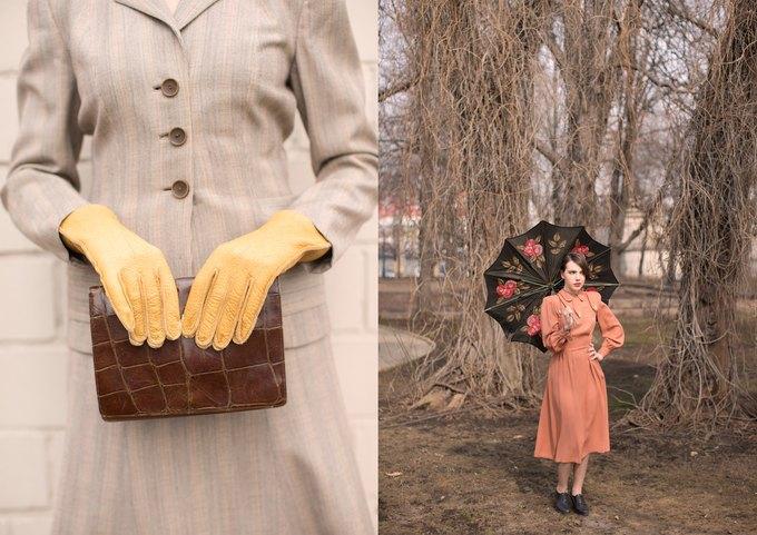 Oldich Dress сделали съемку к Tweed Ride. Изображение № 2.