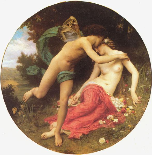 Французский живописец Адольф Вильям Бугро. Изображение № 1.