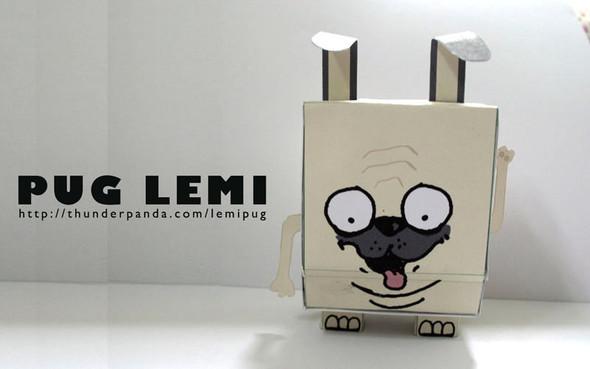 Кролик Lemi. Изображение № 4.