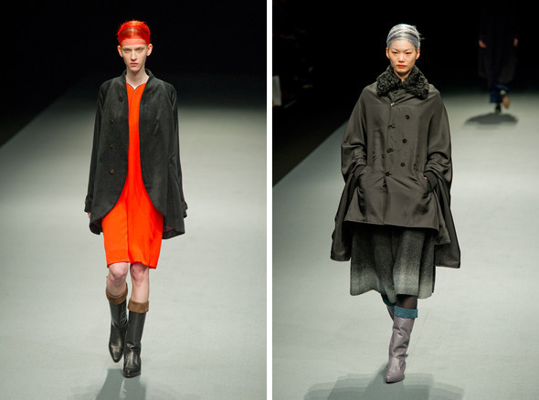 Japan Fashion Week AW 2010 - 2011. Изображение № 9.