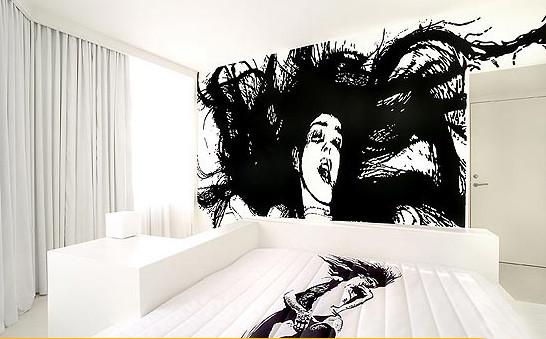 61 комната 21 дизайнер 1000 идей. Изображение № 8.