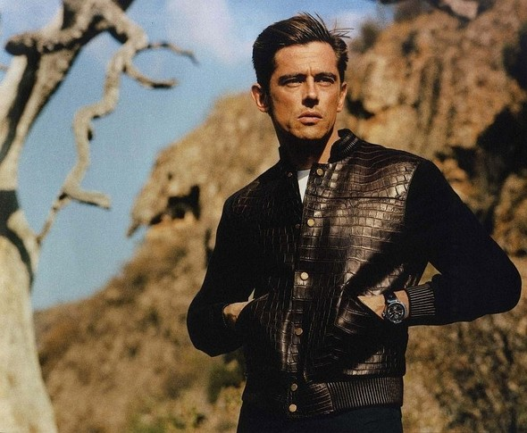 Кампания: мужская коллекция Louis Vuitton SS 2012. Изображение № 9.