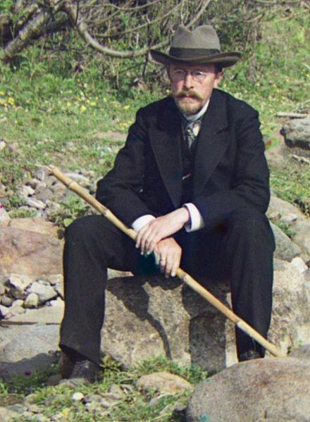 Цветные фотографии России в период с 1904-1916. Изображение № 38.