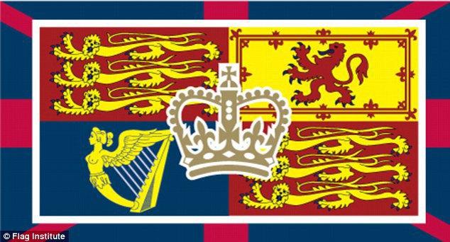 Financial Times предложила свою версию флага Великобритании. Изображение № 5.