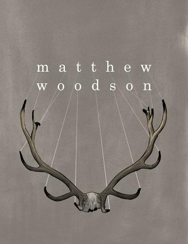 Чернильно-кофейные призраки Мэтью Вудсона. Изображение № 1.