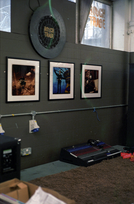Офис Rough Trade, Лондон. Изображение № 5.