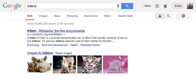 Google официально представила новый «плоский» логотип. Изображение № 1.