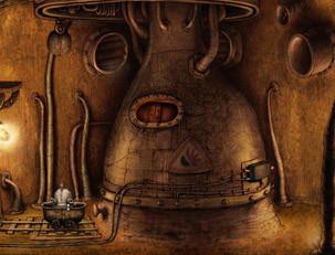 «Machinarium». Изображение № 9.
