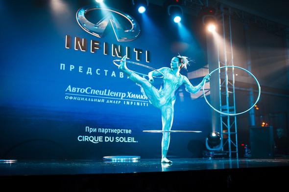 Cirque du Soleil на открытии дилерского центра INFINITI. Изображение № 17.