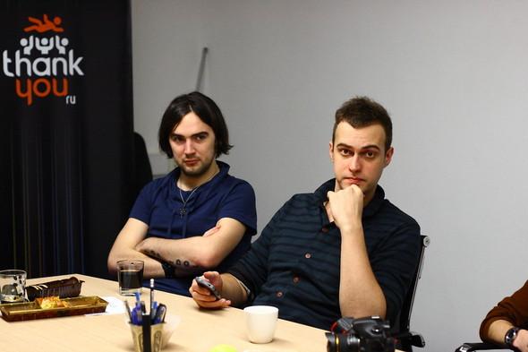 Фоторепортаж с музыкальной конференции ThankYou.ru. Изображение № 19.