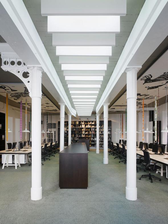 Новый офис для Ippolito Fleitz Group. Изображение № 8.
