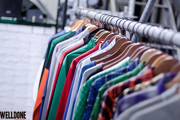 """Новый магазин одежды """"Welldone"""" в FLACON'е. Изображение № 34."""