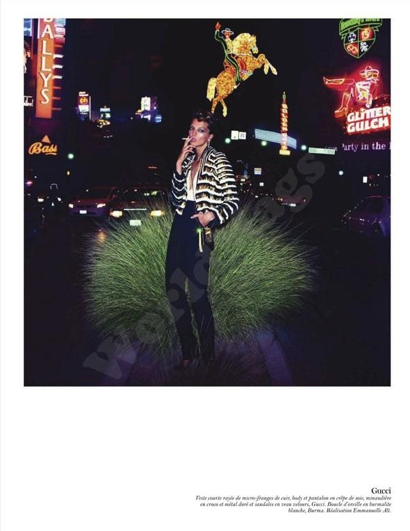 Съёмка: Дарья Вербова для французского Vogue. Изображение № 32.