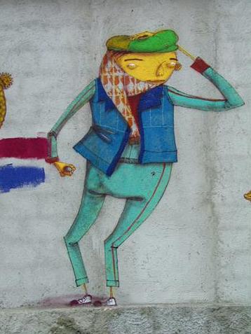 Стены Рио-де-Жанейро. Изображение № 23.