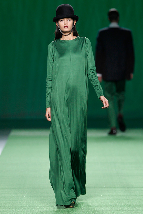 Madrid Fashion Week A/W 2012: Martin Lamothe. Изображение № 6.
