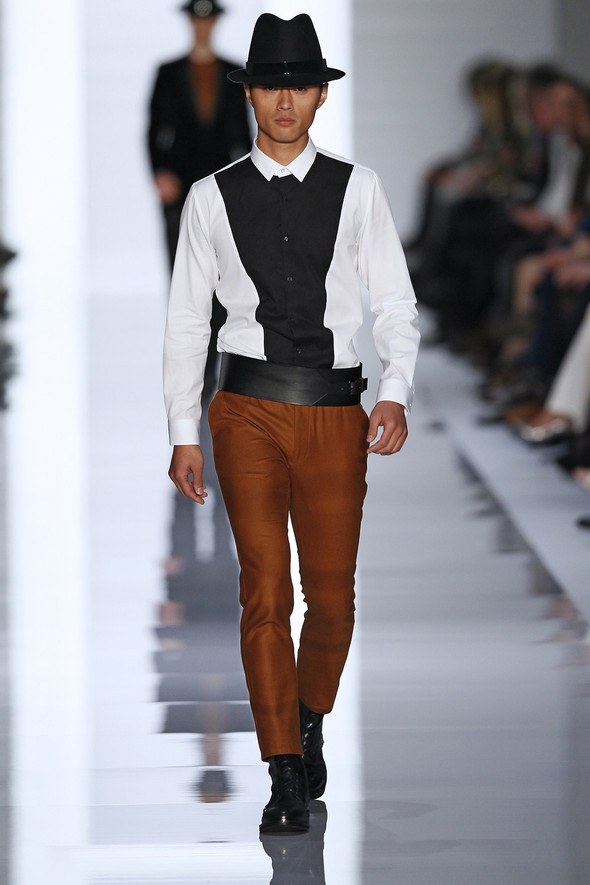Berlin Fashion Week A/W 2012: Hugo by Hugo Boss. Изображение № 46.