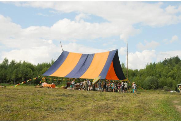 Репортаж с фестиваля «Архстояние 2011». Изображение № 9.