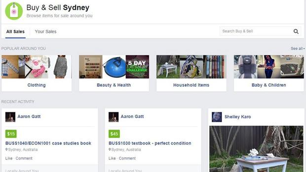 Появились скриншоты магазина внутри Facebook. Изображение № 2.