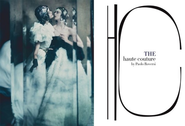 Съемка: Фрида Густавссон, Жак Ягачак и Кристина Салинович для Vogue. Изображение № 2.