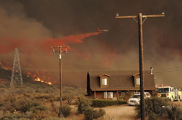 Калифорния вогне. Изображение № 6.