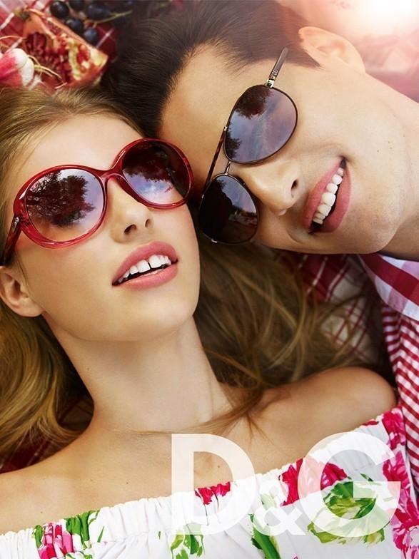 Изображение 7. S/S'11 Ad Campaign: Donna Karan, D&G, DKNY.. Изображение № 7.